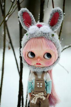 Custom Blythe Doll Macaron by chercheto on Etsy