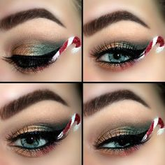 It's a Candy Cane Christmas! by Molly A/ Get rid of that candy cane and those colors are gorgeous!