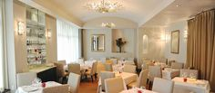 NO (too pricey)....Marcel's - Up to 60 in Palladin Room or 120 in entire restaurant