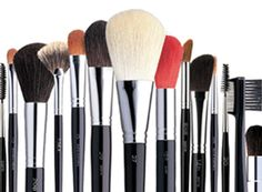 Here is a complete list of what brushes you should have in your collection!  A must read for all makeup artists!!