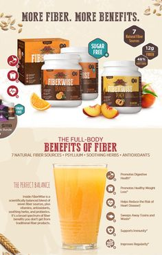 The Full-body benefits of fiber more info here Love Wellness, Health And Wellness, Gut Health, Melaluca Products, Melaleuca The Wellness Company, Healthy Life, Healthy Living, Melaleuca Essential Oil, Healthy Weight Loss