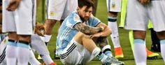Online Business Operator: Emotional Messi set to retire from international f...