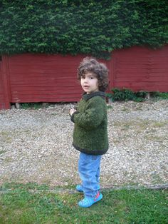 Ravelry: Telemark Pullover pattern by Erika Flory Free Baby Sweater Knitting Patterns, Knitting For Kids, Knitting Projects, Sock Knitting, Knitting Ideas, Knitting Stitches, Baby Patterns, Knit Patterns, Free Knitting