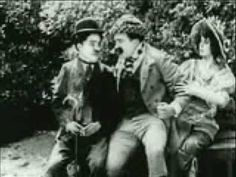 1914 Charlie Chaplin Twenty Minutes of Love - The First Film Directed by Charlie Chaplin (Charlot)