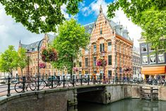 Discount UK Holidays 2018 Amsterdam City Escape with Flights From £79pp (from Crystal Travel) for a two-night Amsterdam city break with flights, or from £129pp for three nights - save up to 26%