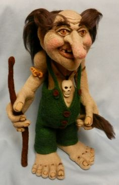 Magnor The Troll  by Terry Sei