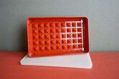 Vintage Tupperware Bacon Keeper/Meat Marinator