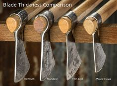knife making easy Throwing Tomahawk, Throwing Axe, Blacksmith Tools, Blacksmith Projects, Forging Tools, Vikings, Tomahawk Axe, Trench Knife, Knife Sharpening