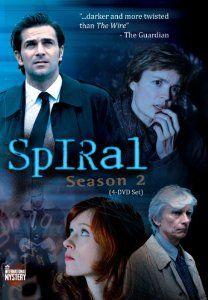 Amazon.com: Spiral: Season 2: Gregory Fitoussi, Caroline Proust, Philippe Duclos, Audrey Fleurot, Fred Bianconi, Gilles Bannier, Philippie V...