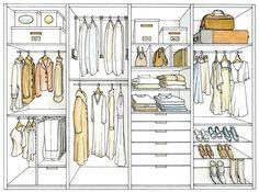 Armarios: ordena mejor y ¡duplica el espacio! · ElMueble.com · Trucos