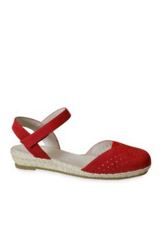 David Tate Red Canyon Espadrille