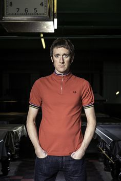 Fred Perry Bradley Wiggins Collection