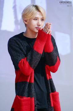 『 VIXX 』 | Leo, Jung, Taekwoon | Blonde