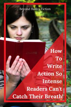 How to balance a character's inner dialogue and reactions with the action. Write action scenes in deep point of view. Writing Images, Book Writing Tips, Book Writer, Writing Prompts, Writing Workshop, Writing Resources, Writing Ideas, Improve Writing, Writing Help