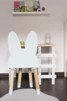 łóżko domek, krzesełko królik, krzesełka dla dzieci, drewniane króliki, drewniane krzesła, krzesła scandi, skandynawskie, biurko ,dla dzieci, biurko drewniane, półka ikea, , łóżko domek