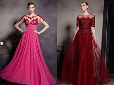 How To Choose The Best Debs Dress Based On Neckline Style