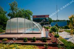Siedziba firmy baseny / Pool Company Pool Companies, Pools, Transportation, Garden, Garten, Lawn And Garden, Gardens, Gardening, Outdoor