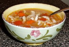 A delicious and hearty Greek chicken soup recipe with chunks of chicken, vegetables, and a rich flavorful broth. This recipe for Kotosoupa will remind you of Mom's. Celery Recipes, Chicken Soup Recipes, Pork Stew, Braised Pork, Greek Chicken, Lemon Chicken, Fava Beans, Bean Stew, Greek Recipes