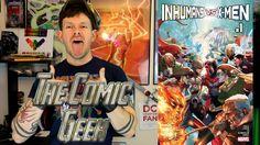 Inhumans vs. X-Men #1 and Still No Word On Tim Drake - Comic Load 12/14/...