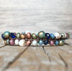 Boho Hippie stapelbar Armband - Handwerker Perlen Armband - Yoga Boho - Boho häkeln Armband - Hippie-Armband - Perlen Armband von jimenasjewelry auf Etsy https://www.etsy.com/de/listing/511901085/boho-hippie-stapelbar-armband-handwerker