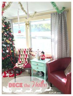 Christmas Room! So Cute #christmas #christmasdecor #decorating