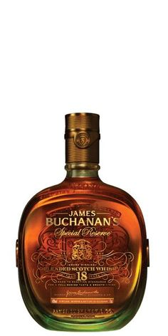Buchanan's 18 Year Old Special Reserve Wine And Liquor, Liquor Bottles, Wine And Beer, Drink Bottles, Cigars And Whiskey, Bourbon Whiskey, Scotch Whisky, Tequila Drinks, Alcoholic Drinks