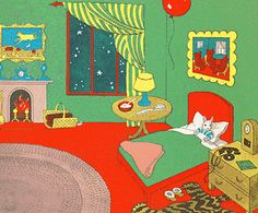 Goodnight Moon ~ a favorite memory of mine with my children
