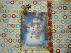 L'après midi c'est DIY: cartes de Noel