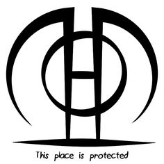 "Sigil Athenaeum - ""This place is protected"" sigil requested by..."