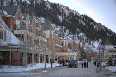 Aspen Colorado....here we come.... very excited....