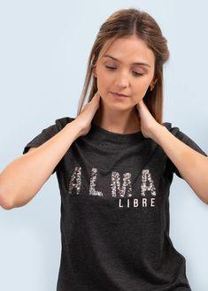 prendas bonitas que llenan el alma T Shirt, Tops, Women, Fashion, Free Soul, Clothing Stores, T Shirts, Feminine, Supreme T Shirt