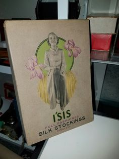 Isis stockings box