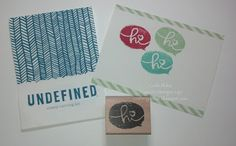 Crafting On Hat: Undefined--Stamp Carving Kit