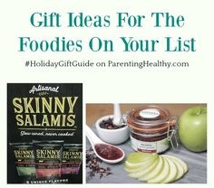 Gift Ideas For The Foodies On Your List