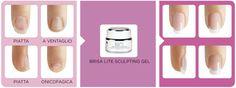 CND Brisa Lite Sculpting Removable Gel. Il primo Gel per unghie DAVVERO rimovibile! - Facile da applicare - Facile da rimuovere - NESSUNA limatura sulla superficie delle unghie, né prima dell'applicazione né per la rimozione! Vuoi allungare e scolpire velocemente unghie meravigliose? Brisa Lite Removable Sculpting Gel è l'unico, vero gel per scultura completamente rimovibile per allungamenti e ricostruzioni leggerissime laddove si necessità correzione, allungamento o camouflage.