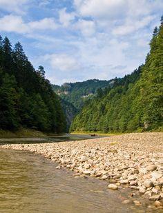 Płynąc Dunajcem | by Siuloon