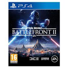 Star Wars: Battlefront II PS4 Cover Art