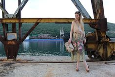 Trench Collection by Sonia Verardo: Stylewe silk summer dress| Fashion Lookbook | Outf...