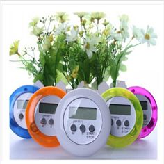 1 pcs  Direct Selling Special Offer Multi Plastic Temporizador De Cozinha Round Electronic Timer Kitchen Countdown Timers 1036 #>=#>=#>=#>=#> Click on the pin to check out discount price, color, size, shipping, etc. Save and like it!