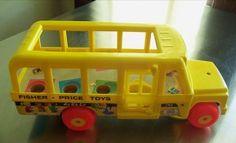 Little people bus
