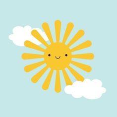 Sunshine calling