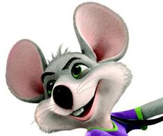 Chuck E. Cheese's mascot ditches tired old look for new image
