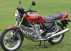 Honda CBX 1047 first model Z