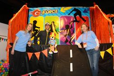 Welcome Brittany and Melissa to G-Force VBS! cokesburyvbs.com