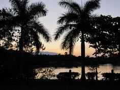 Amatique Bay, Guatemala