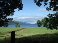 Loch ness (from the south side)