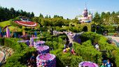 Alice's Curious Labyrinth | Disneyland Paris Attractions