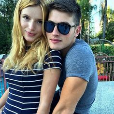 Bella Thorne and Gregg Sulkin's Instagram feeds are full of ridiculously cute pictures of them hanging out together. From selfies to beach snaps to funny poses, their photos are enough to inspire anyone's #relationshipgoals.
