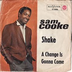 Sam Cookes A Change Is Gonna Come to Receive the Songwriters Hall of Fames Towering Song Award