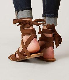 95aa2daffa0363 Soda Strappy Sandal - Women s Shoes in Cognac